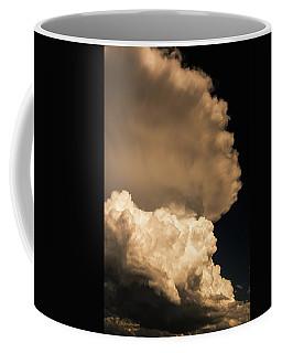 God Speaks In Thunder Coffee Mug