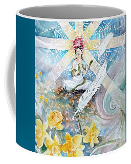 Goddess Awakened Coffee Mug