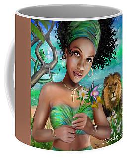 Goddess Bastet Coffee Mug
