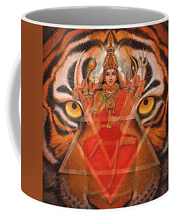 Goddess Durga Coffee Mug