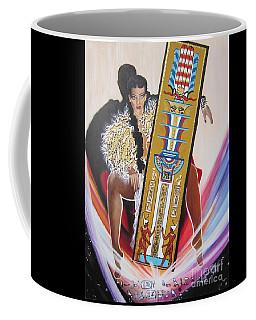 The  Tet Of Osiris Fra Blaa  Kattproduksjoner  Coffee Mug