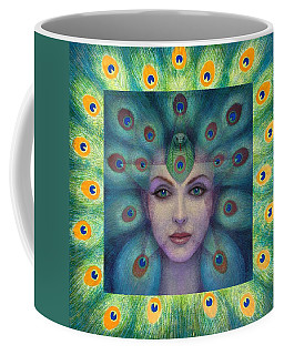 Goddess Isis Visions Coffee Mug