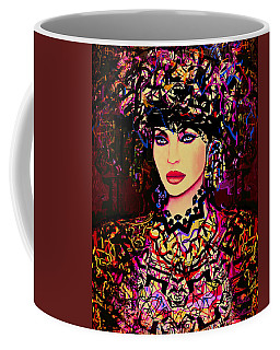 Goddess Of Beauty Coffee Mug by Natalie Holland