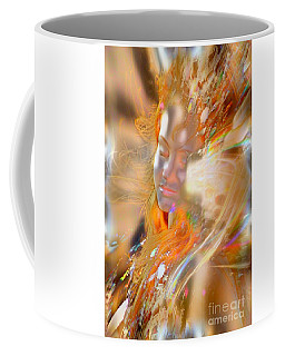 Goddess Of Rainbows Coffee Mug
