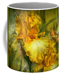 Goddess Of Summer Coffee Mug by Carol Cavalaris