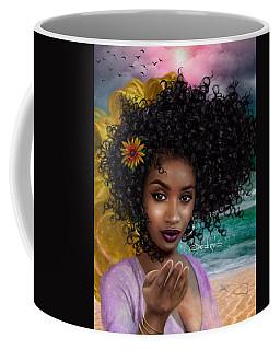 Goddess Oshun Coffee Mug