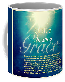 God's Amazing Gift Of Grace Coffee Mug