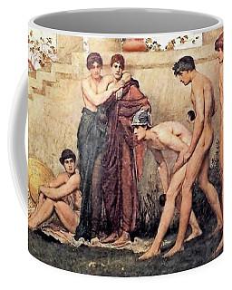 Gods At Play Coffee Mug