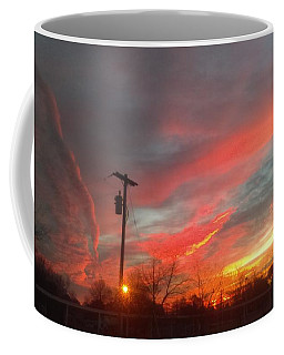Coffee Mug featuring the photograph God's Beauty by Stacy C Bottoms