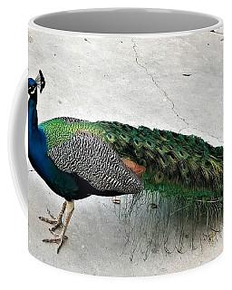 God's Creation Coffee Mug by Kruti Shah