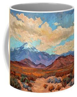God's Creation Mt. San Gorgonio  Coffee Mug
