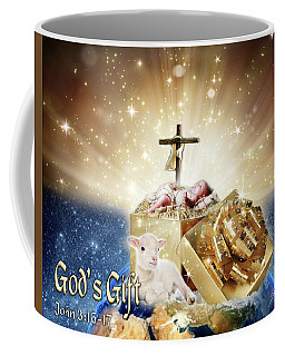 God's Gift Coffee Mug