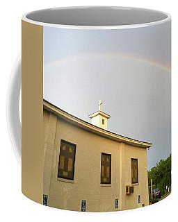 Gods Gift Of Hope Rainbow Coffee Mug