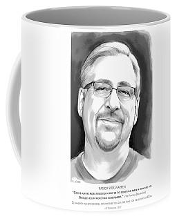 Pastor Rick Warren Coffee Mug
