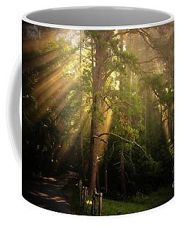 God's Light 2 Coffee Mug