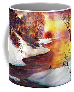 God's Love Letter Coffee Mug by Hazel Holland