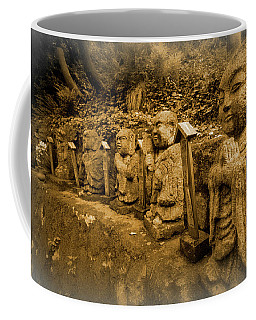 Coffee Mug featuring the photograph Gods Of Japan by Daniel Hagerman