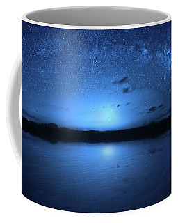 Coffee Mug featuring the photograph Gods Of Nature by Mark Andrew Thomas