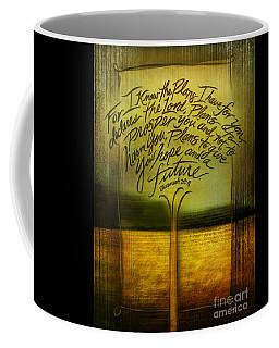 God's Plans Coffee Mug