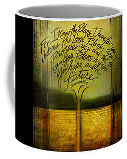 God's Plans Coffee Mug