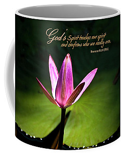 God's Spirit Coffee Mug