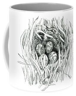 Godwit Nest Coffee Mug