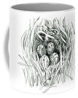 Godwit Nest Coffee Mug