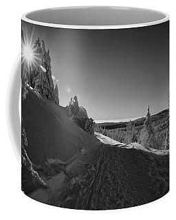 Goethe Way, Harz Coffee Mug by Andreas Levi