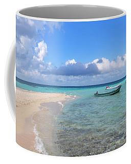 Goff's Caye Island Coffee Mug