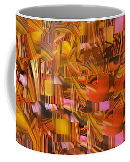 Going Away Perspective Coffee Mug by rd Erickson