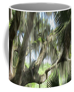 Going Back In Time Coffee Mug