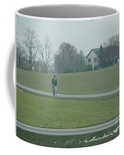 Going For A Visit Coffee Mug