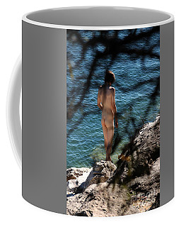 Going For A Walk Coffee Mug