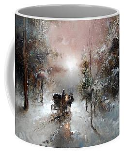 Going For Visit Coffee Mug