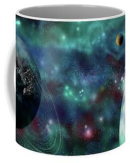 Going Further Coffee Mug