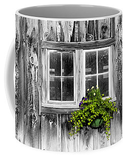 Going Green Coffee Mug by Greg Fortier