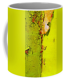 Coffee Mug featuring the photograph Going Green by Skip Hunt