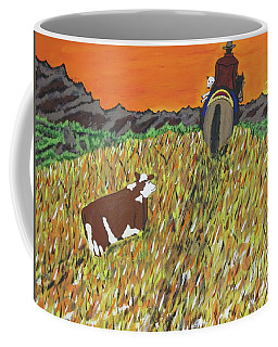Going Home Coffee Mug by Jeffrey Koss