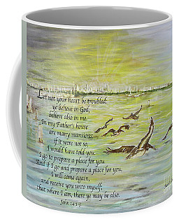 Going Home John 14 Coffee Mug