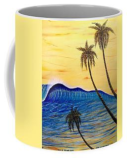 Going Left  Coffee Mug
