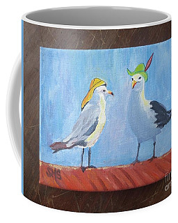 Going To The Hat Parade Coffee Mug