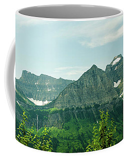 Going To The Sun Coffee Mug
