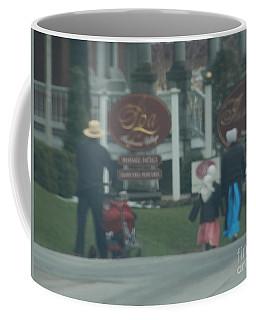 Going To Town Coffee Mug