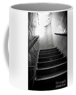 Going Up? Coffee Mug by Randall Cogle