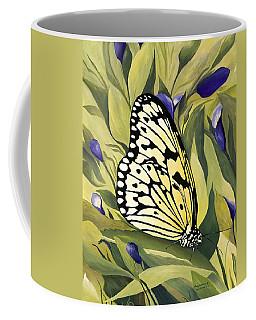 Gold Butterfly In Branson Coffee Mug