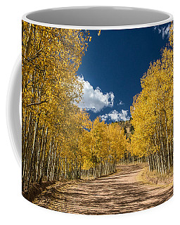 Gold Camp Road Coffee Mug