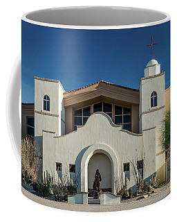 Gold Canyon Church Coffee Mug