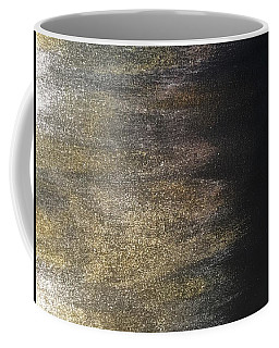 Gold Dusty Night Coffee Mug