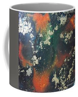 Gold Flecked Coffee Mug