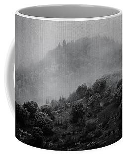 Gold Hill Winter Scene Coffee Mug